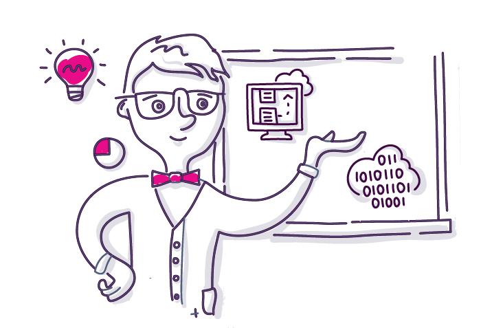 upKeeper Demo illustration