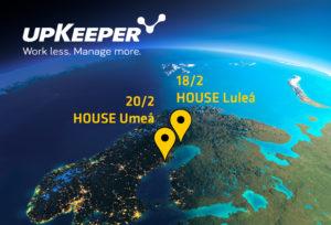 upKeeper HOUSE 2020