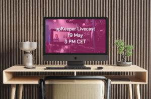 upKeeper Livecast
