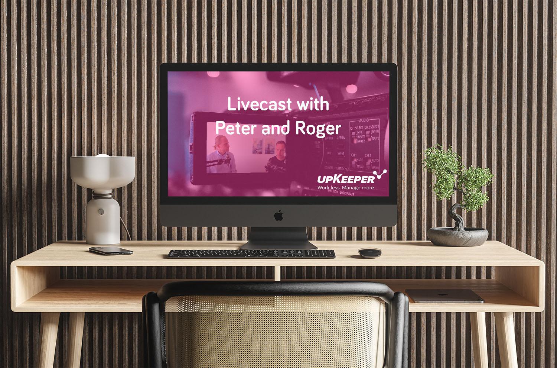 upKeeper Livecast: Workday with upKeeper